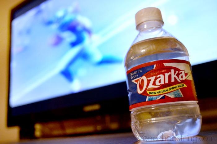 Ozarka Water Texas Tradition