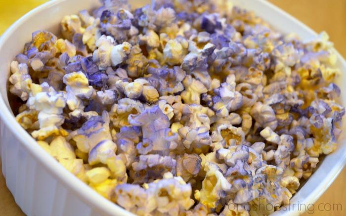 Purple Princess Popcorn