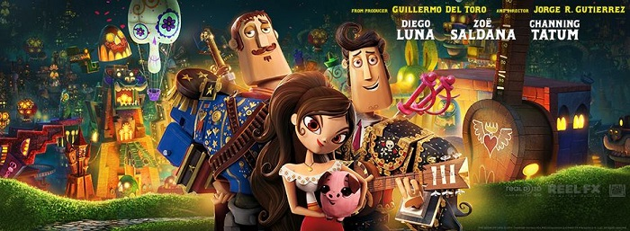 The Book of Life in Theaters 10/17