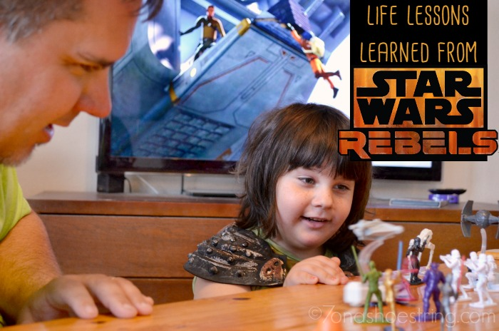 Life Lessons Learned from Star Wars Rebels
