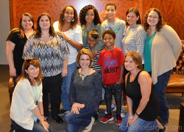 ABC black-ish child cast members