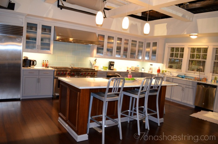 ABC black-ish kitchen