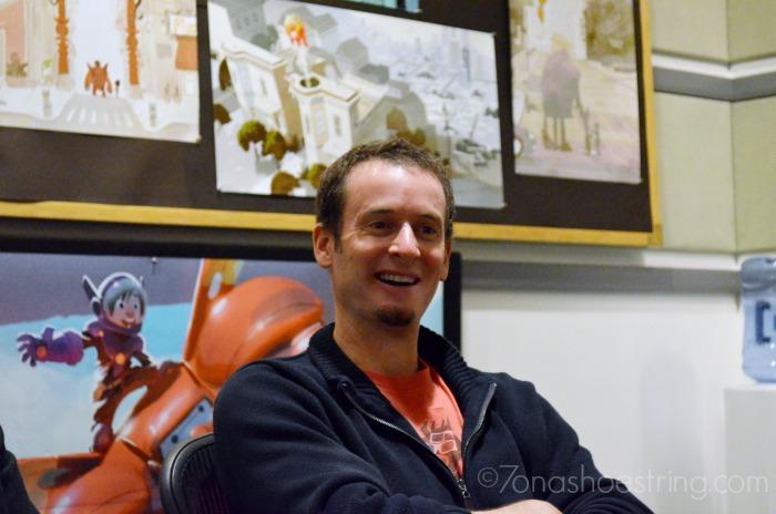 Director Chris Williams