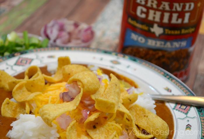 Mexican Jambalaya with Chili
