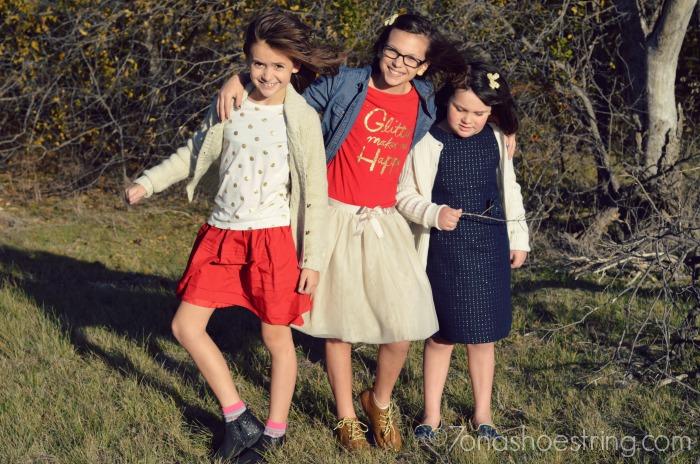 Finding Happiness in Simplicity of Childhood : OshKosh B'gosh