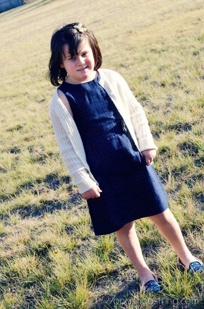 OshKosh holiday glitter dress