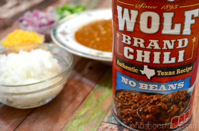 Wolf Brand Chili Jambalaya – Quick Canned Chili Dinner