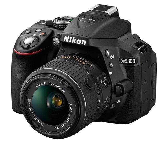 Best Buy Nikon D5300