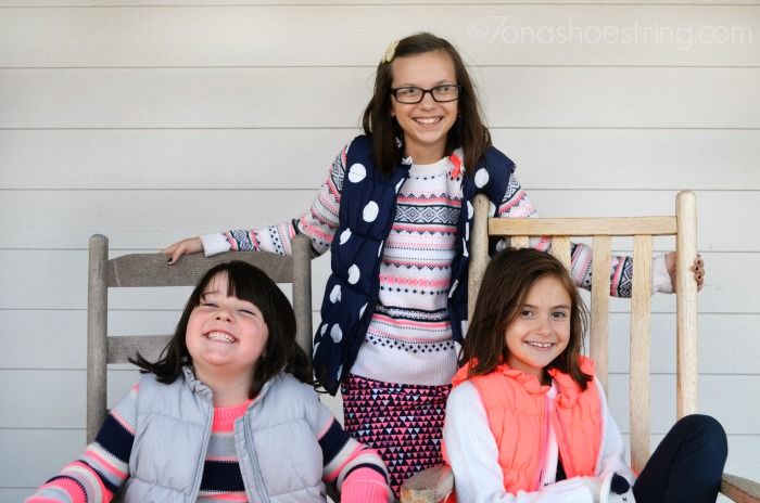 Gymboree winter line for girls