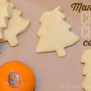 Mandarin Cream Cheese Cookies