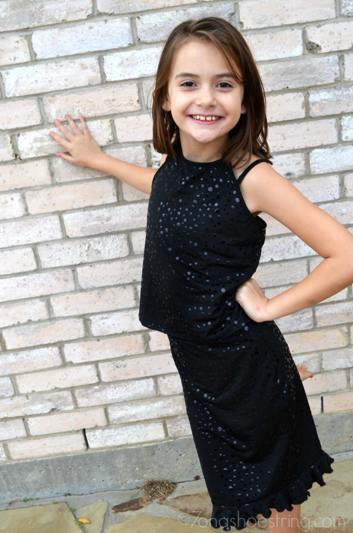 MoxieJean holiday special occasion dress