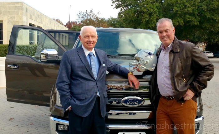 Sam Pack and Stephen Jones Ford F-150