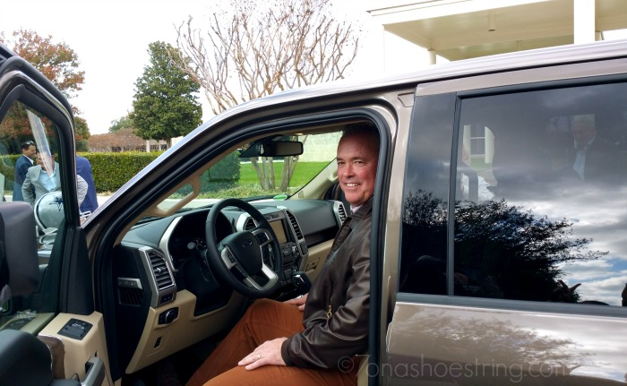 Stephen Jones 2015 Ford F-150