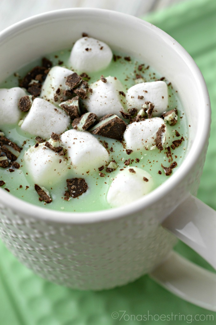 Hot Chocolate With Mint Recipe