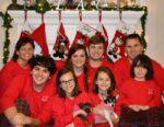 Family Holiday Pajama Party Traditions with Personal Creations