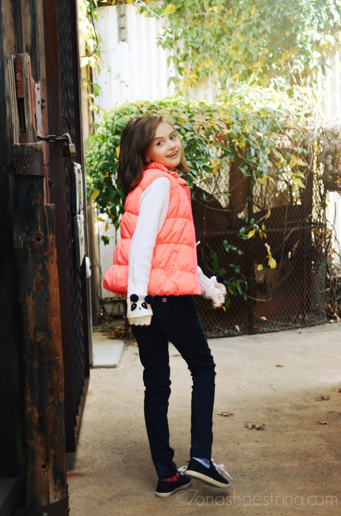 tween girl Gymboree fashion
