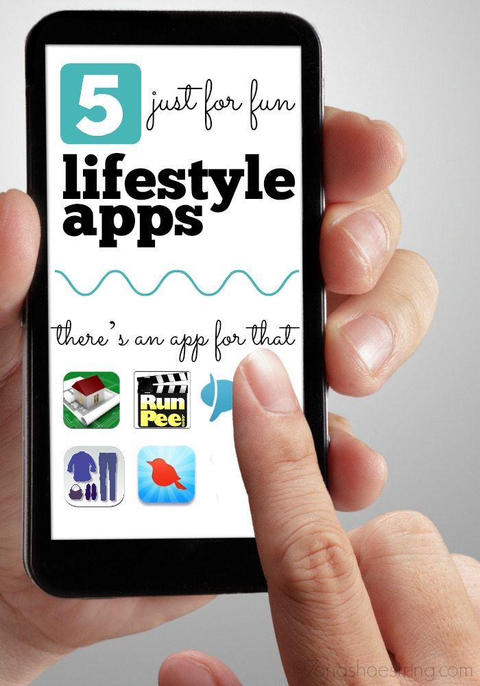 5 Just for Fun Lifestyle Smartphone Apps
