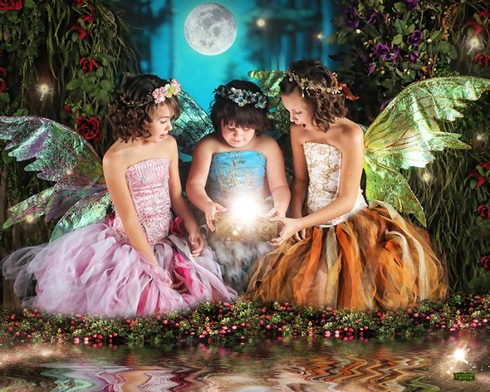 Enchanted Fairies girls