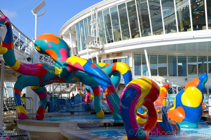 Kids Pool - Oasis of the Seas