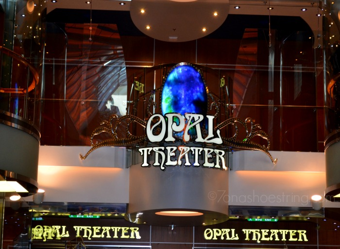Opal Theater - Royal Caribbean