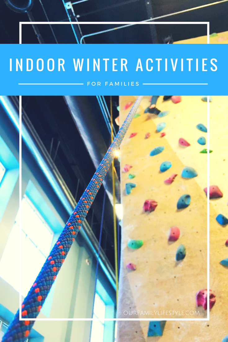 4 Indoor Winter Activities for Families