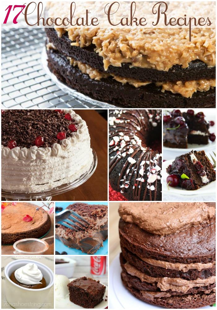 17 Chocolate Cake Recipes Made to Share