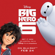 4 Tips on Staying Happy with Baymax and Big Hero 6 + Giveaway
