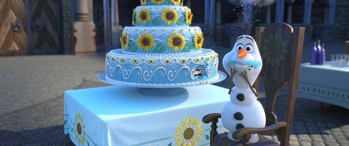 First Look Images and Featurette for Frozen Fever