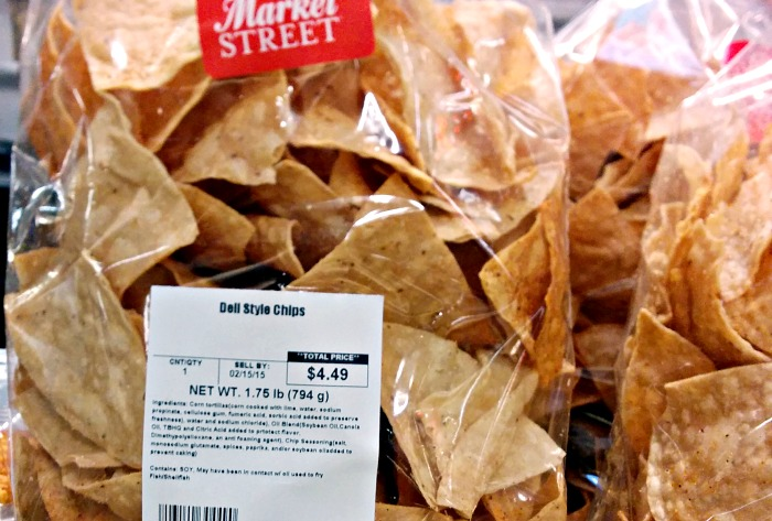 Market Street Deli Style Chips