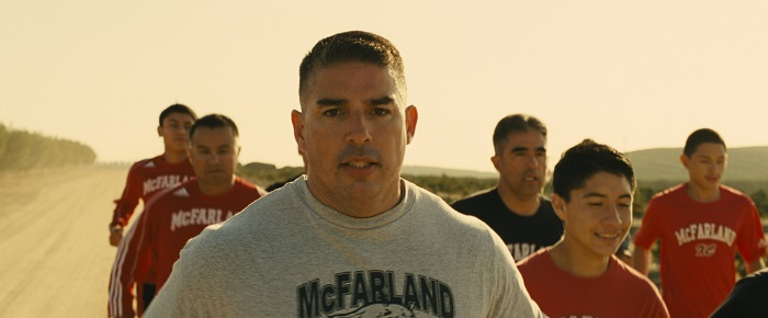 McFARLAND, USA Damacio Diaz