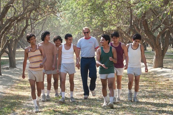 Running Force of 7 Actors Behind McFarland, USA