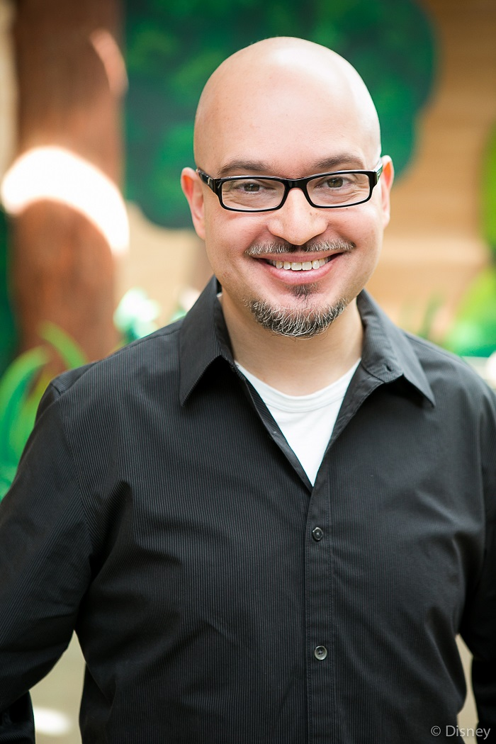 TINKER BELL AND THE LEGEND OF THE NEVERBEAST Pictured: Steve Loter (Director)