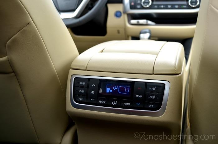 Toyota Highlander Platinum Package