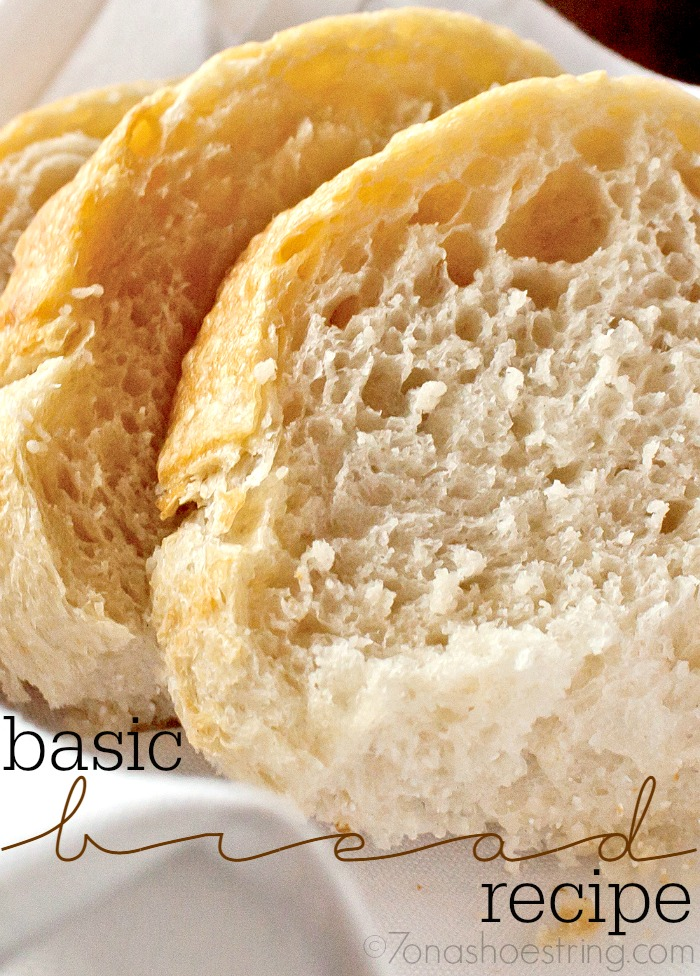 Basic Bread Recipe Made Easy