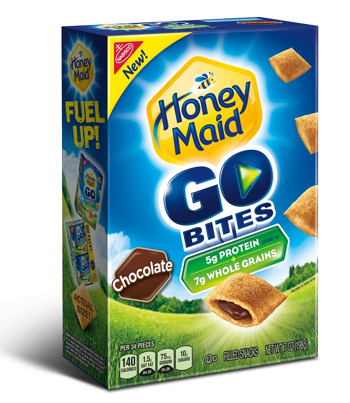 Honey Maid Go Bites - chocolate