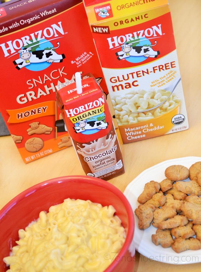 Horizon Organic products