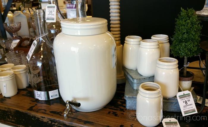 Nebraska Furniture Mart jars