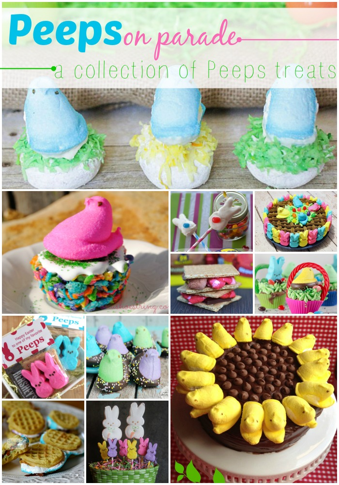 Peeps on parade collection
