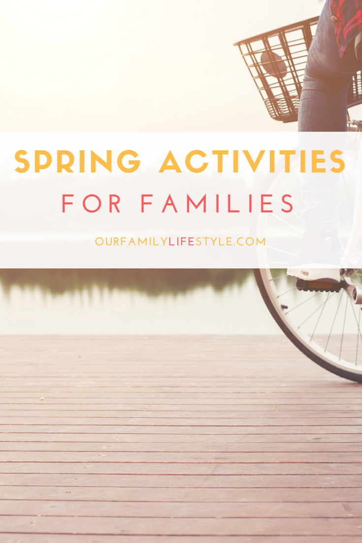 7 Spring Activities for Families
