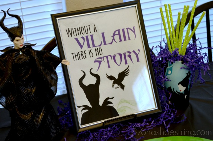 without a villain there is no story