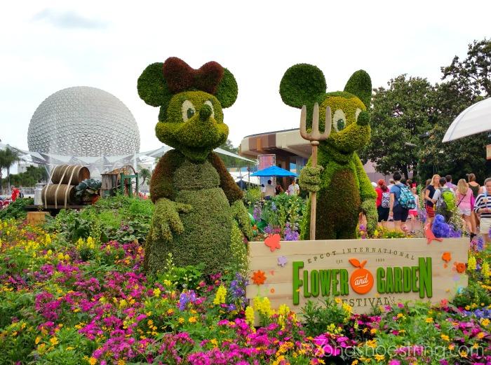 2015 Epcot International Flower & Garden Festival
