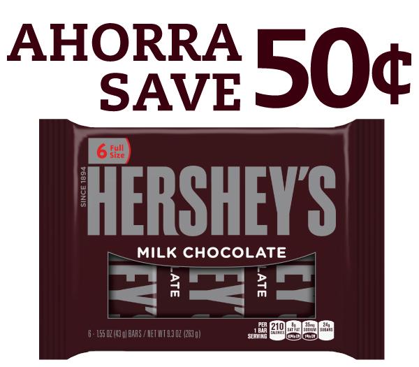Hersheys S'mores Coupon #VeranoHersheys