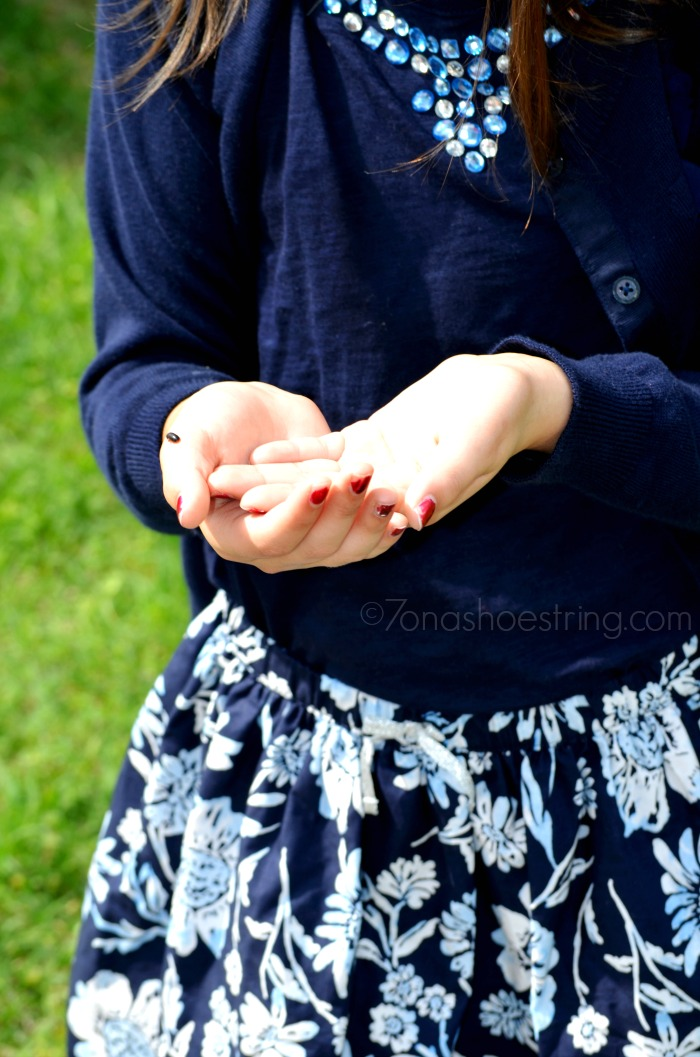 Osh Kosh spring fashion for tween girls