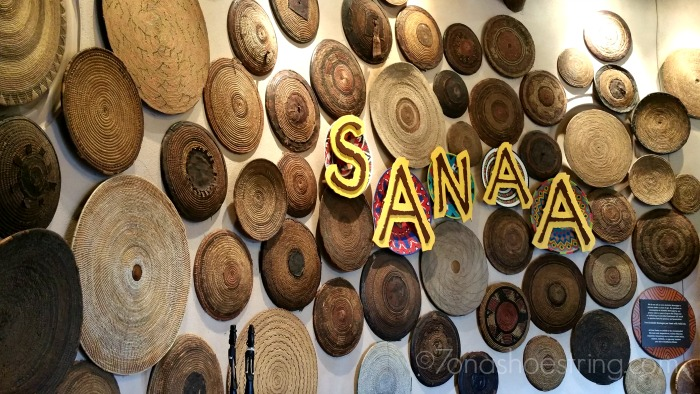 Experience African Cooking at Sanaa at Disney's Animal Kingdom : Monkey Kingdom