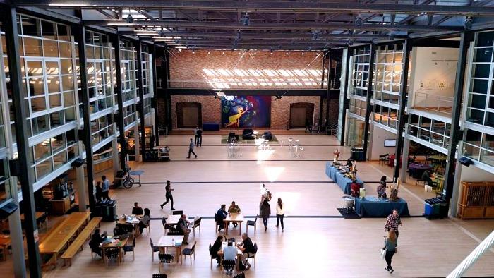 The Steve Jobs Building - Pixar Studios