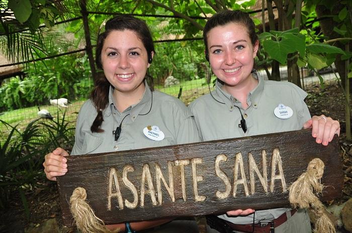 Wild Africa Trek tour guides