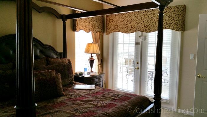 All Star master bedroom