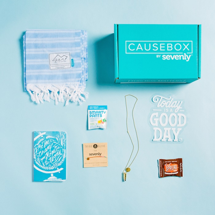 CAUSEBOX by Sevenly