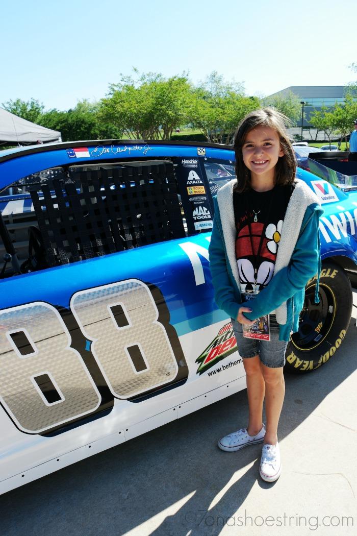 Dale Earnhardt Jr fan