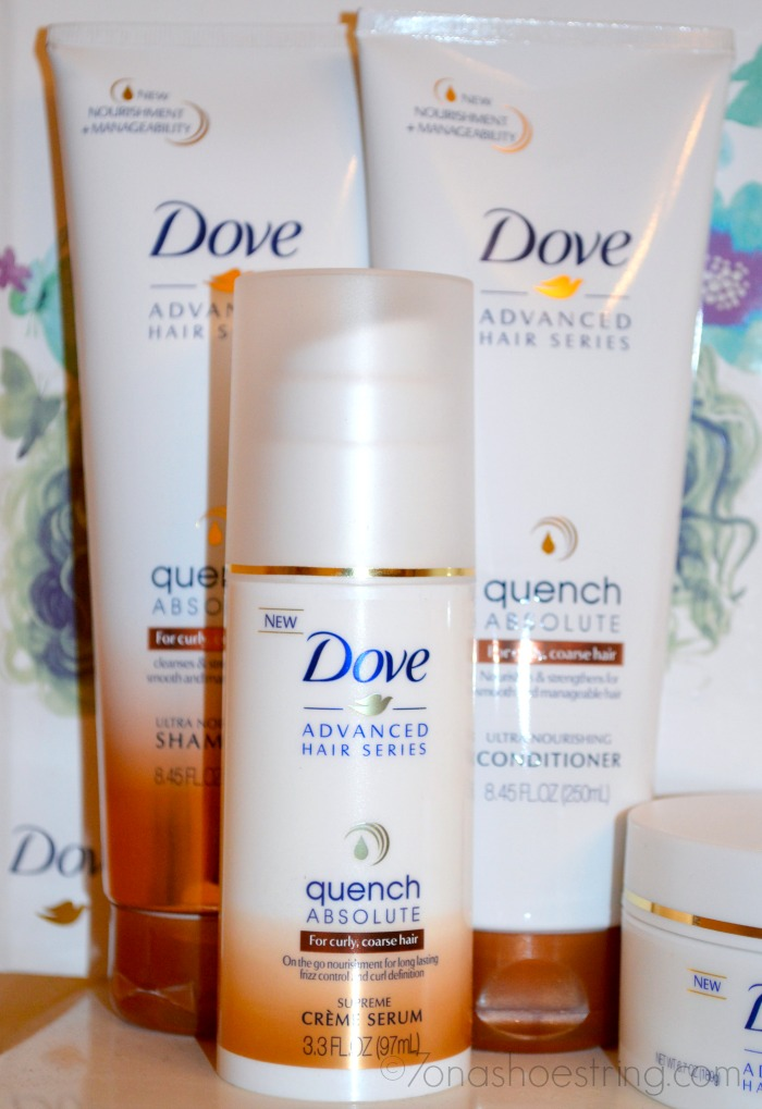 Dove Quench Absolute